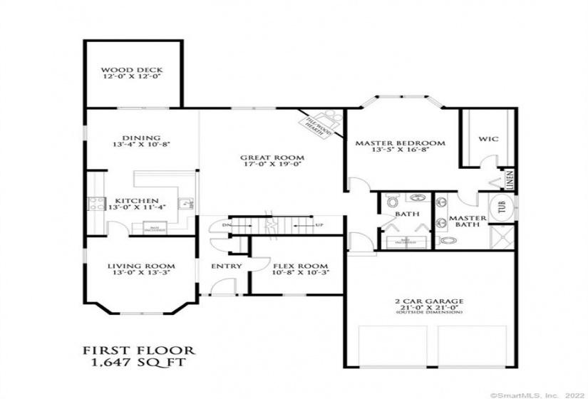 502 Highland Terrace, East Hampton, Connecticut 06424, 4 Bedrooms Bedrooms, 7 Rooms Rooms,2 BathroomsBathrooms,Single Family For Sale,For Sale,Highland,170236784